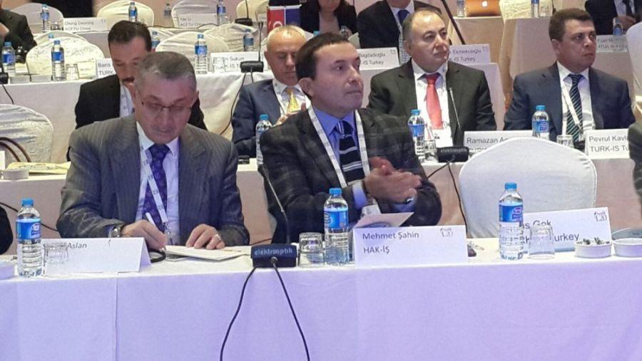 G20'DE EMEĞİ TEMSİL ETTİK