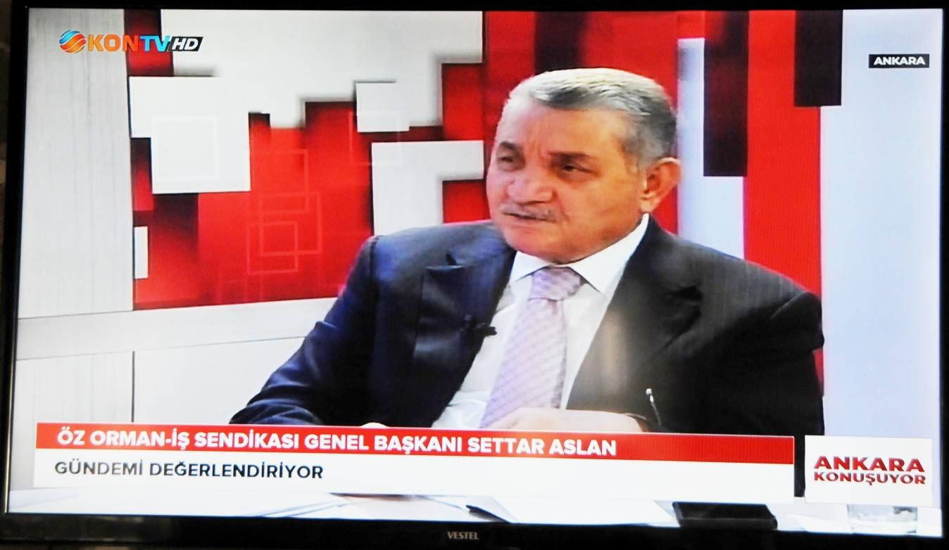 ASLAN KON TV'DE