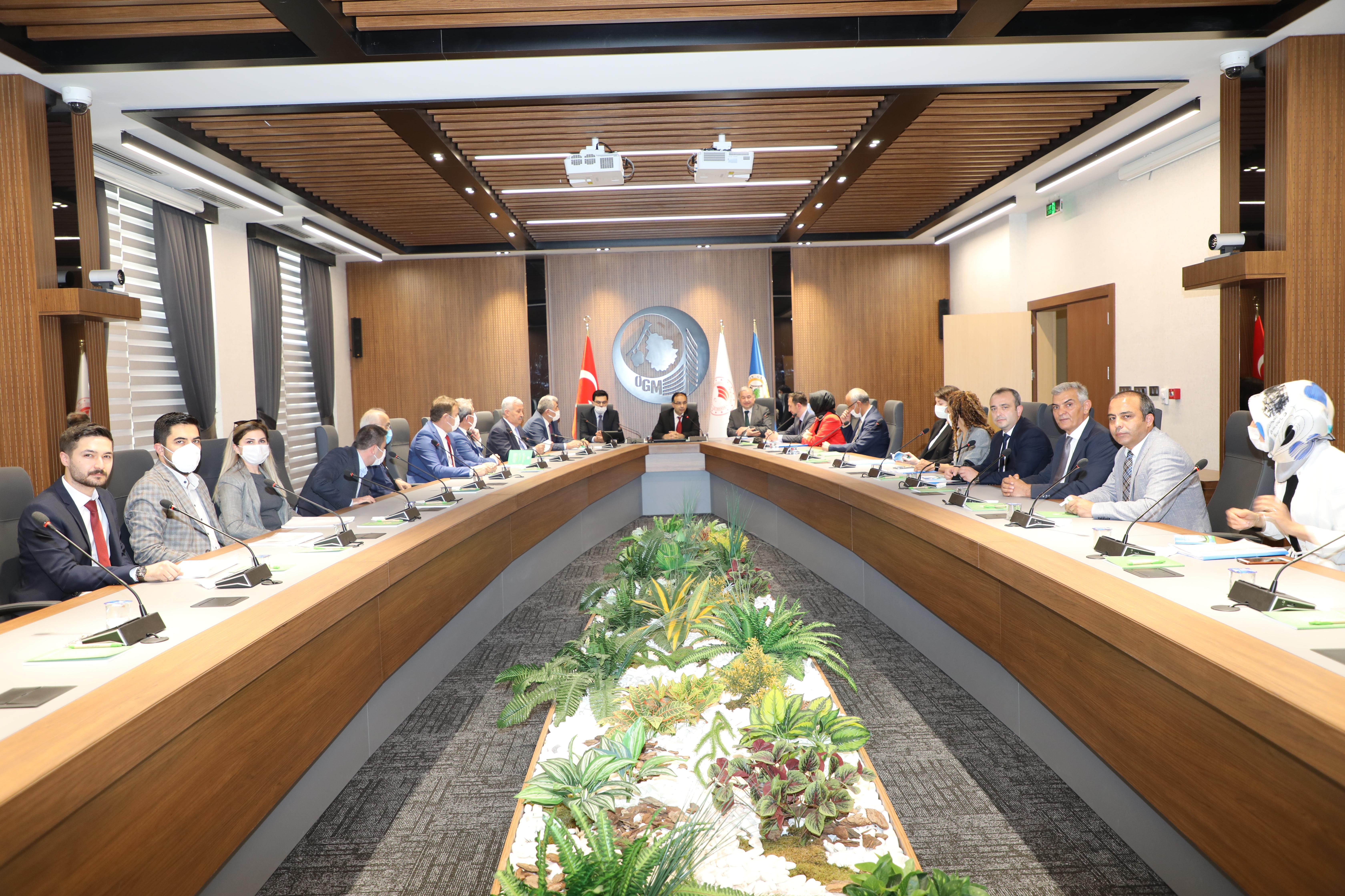 Tarım ve Orman Bakanlığı ile Orman Genel Müdürlüğü Toplu Sözleşme Görüşmeleri Başladı
